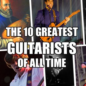 greatest guitarists