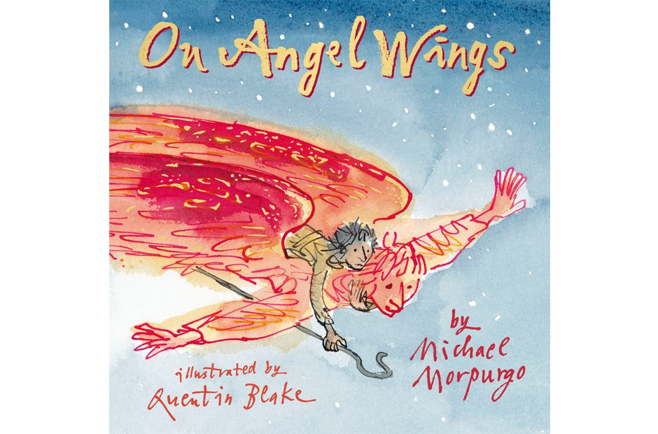 Quentin Blake On Angel Wings