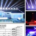 star wars christmas house lights