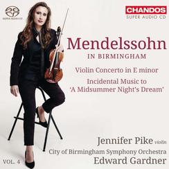 Mendelssohn Violin Concerto Jennifer Pike