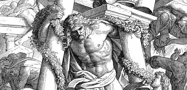 Samson biblical Delilah