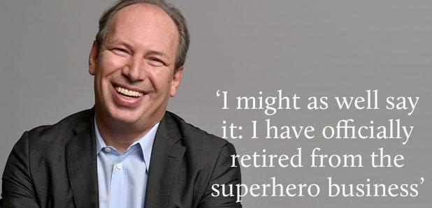 Hans Zimmer superhero quote