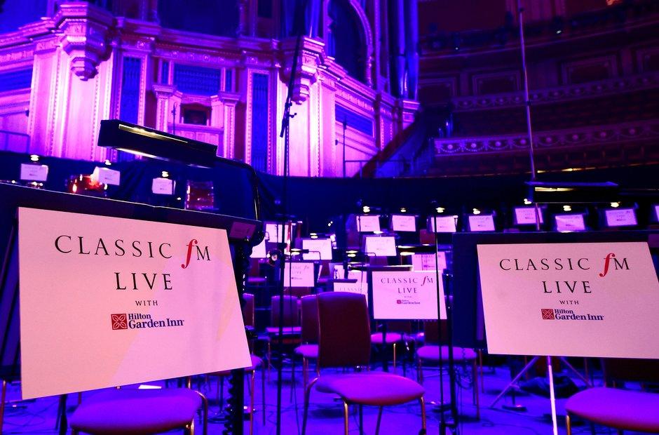 Classic FM Live Royal Albert Hall