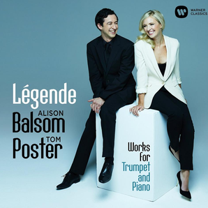 Legende Alison Balsom Tom Poster
