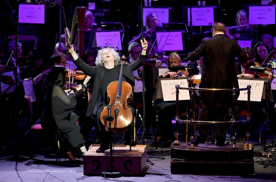 Stephen Isserlis Elgar Cello Concerto Royal Albert