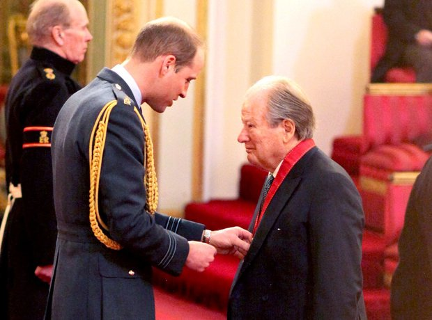 Neville Marriner Companion of Honour Duke Cambridge