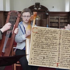 boethius 1000 year old song