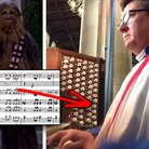 star wars organ voluntary