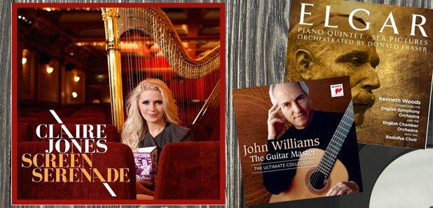 Album review: Claire Jones, Elgar and John William