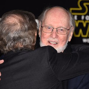 john williams force awakens premiere