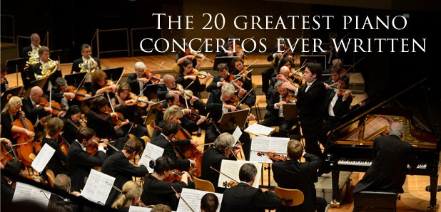 Greatest Piano Concertos