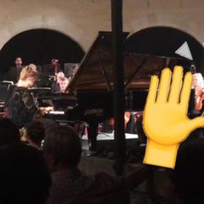 Gabriela Montero habanera improvisation