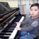 Evan Le piano