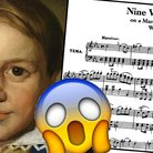 beethoven's first piece