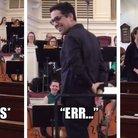 bored violinist cadenza