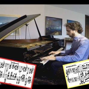 Rachmaninov Chopin Mashup