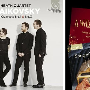 Heath Quartet, The Sixteen, Wells Cathedral