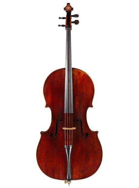 Cristiani Cello Museo Stradivariano